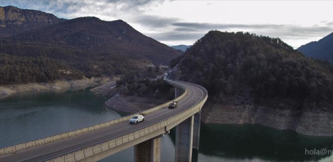 Foto con drone marqueting digital