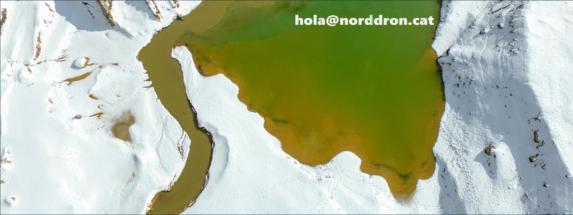 Foto amb drone per mediambient i aplicacions agroforestals