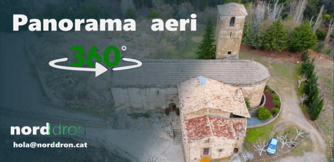 Avantatges del panorama 360º aeri amb dron