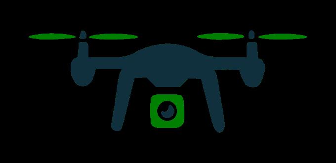 video drone terradron icon