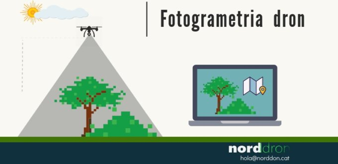 fotogrametria dron