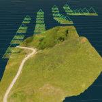 drones fotogrametria geologia laderas
