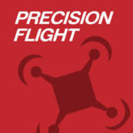 logo precision flight drone geology