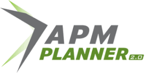 mission planner logo drone 3d model