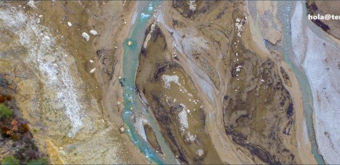 drones terradron Jaume balagué geologia riesgo inundaciones modelos 3D topografia cartografia
