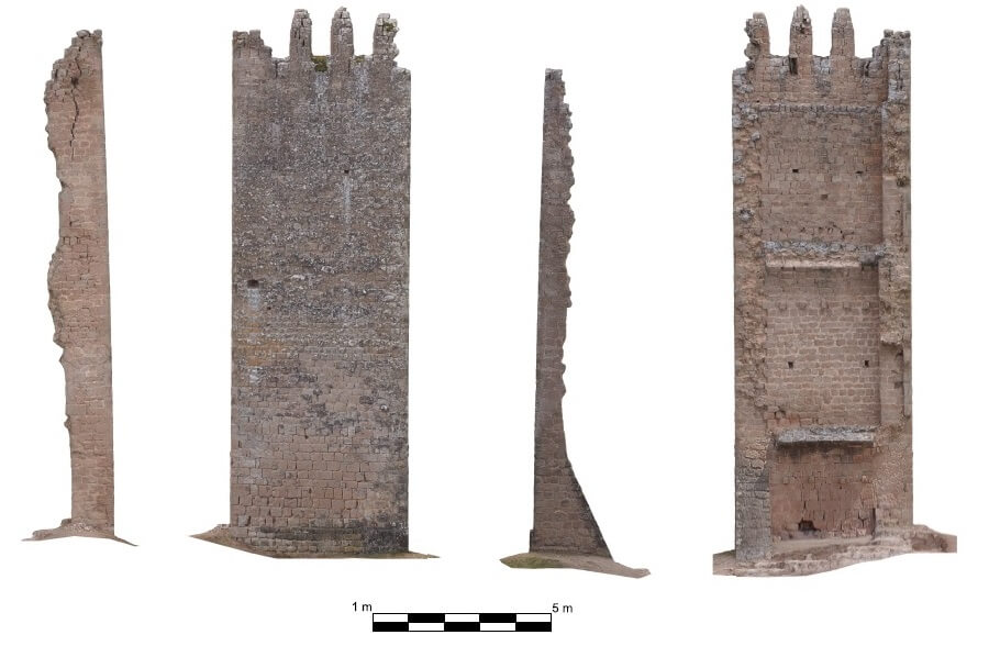 Fotogrametría drones patrimonio arqueología terradron jaume balagué