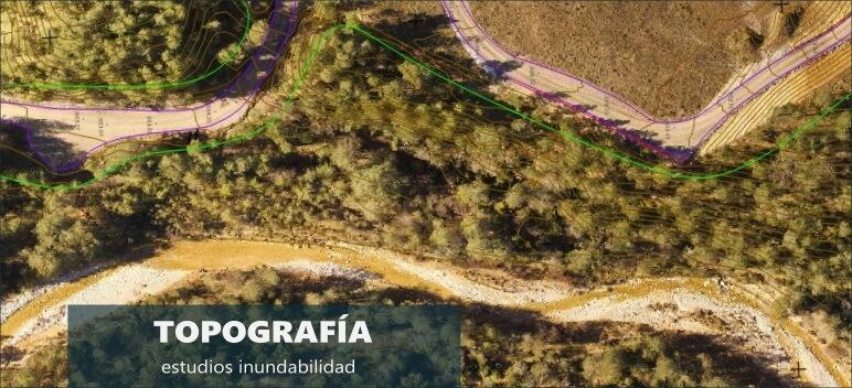 Topografia drones estudios inundabilidad geologia terradron jaume Balagué